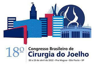 18º CBCJ - Congresso Brasileiro de Cirurgia do Joelho
